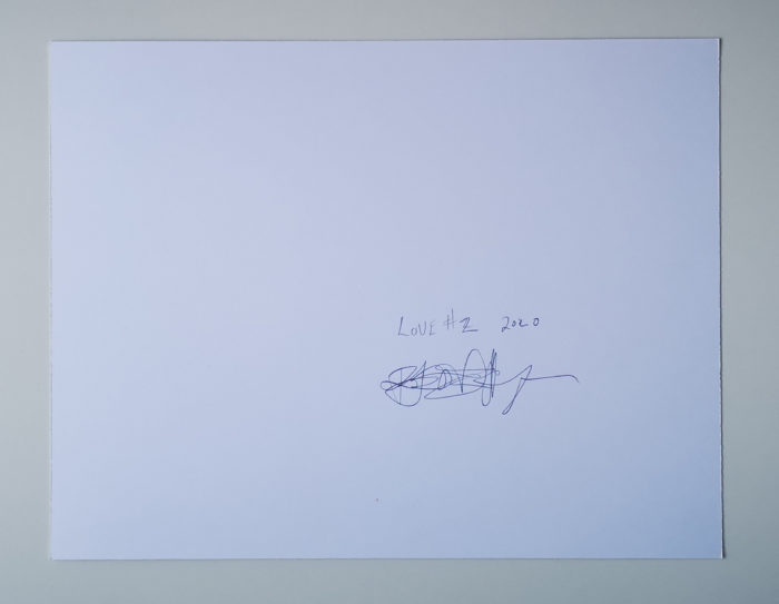 Limited edition photograph by Rob Mazurek - signed artwork